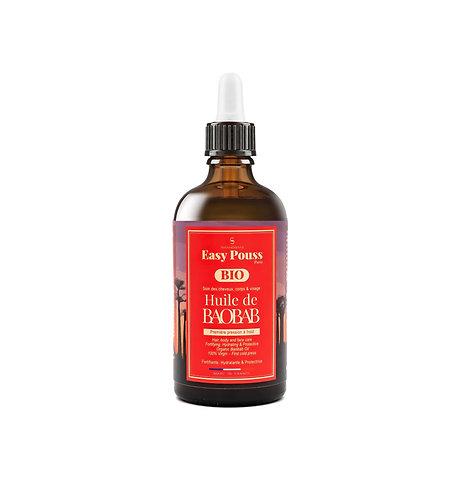 Easy Pouss - Organic Baobab Oil – 100% Virgin