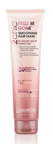 Giovanni - 2Chic® Frizz Be Gone™ Smoothing Hair Mask 150ml