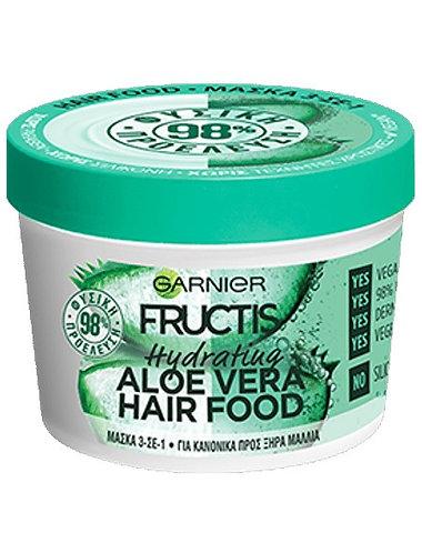Fructis Hair Food Repairing Aloe Vera 390ml