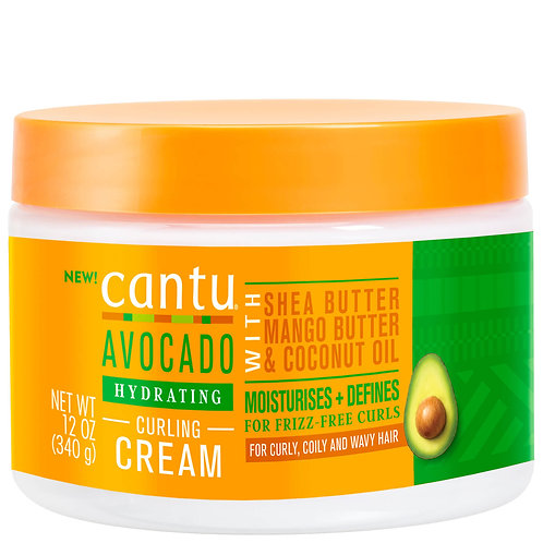 Cantu - Avocado Curling Cream 340gr