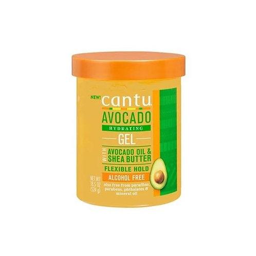 Cantu - Avocado Styling Gel 547ml