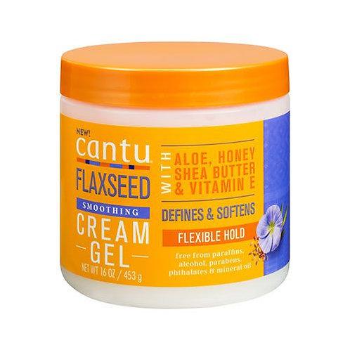 Cantu - Flaxseed Cream Gel 453gr