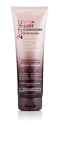 Giovanni - 2Chic® Ultra-Sleek Μαλακτική Κρέμα (Μέγεθος ταξιδιού 45ml)