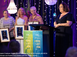 Congratulations to NESA's Champion Employer of the Year