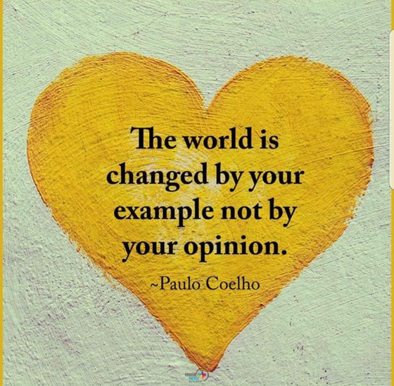 Are You Making the World A Better Place or Just Talking About It?