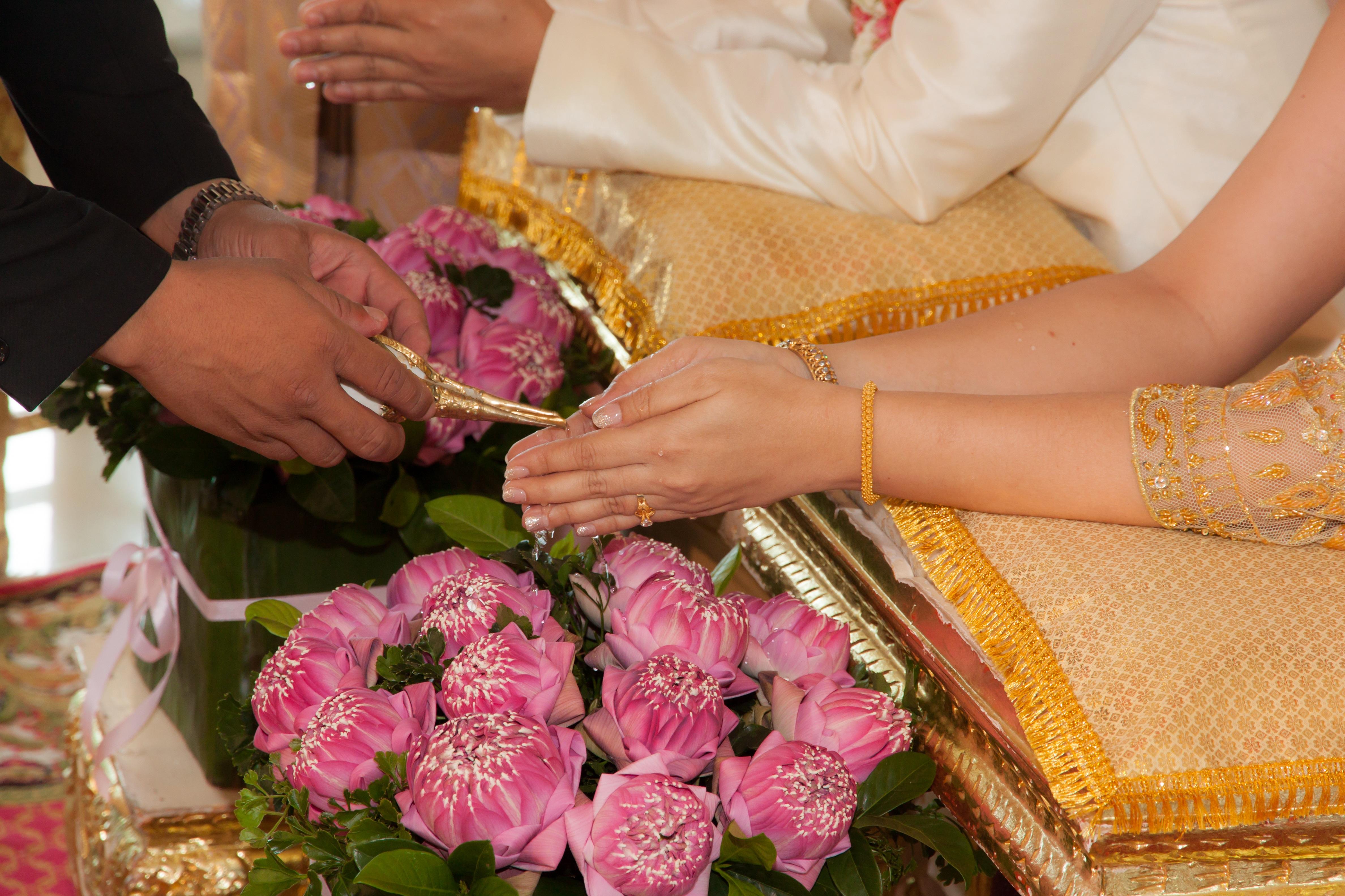 Hochzeit Ritual