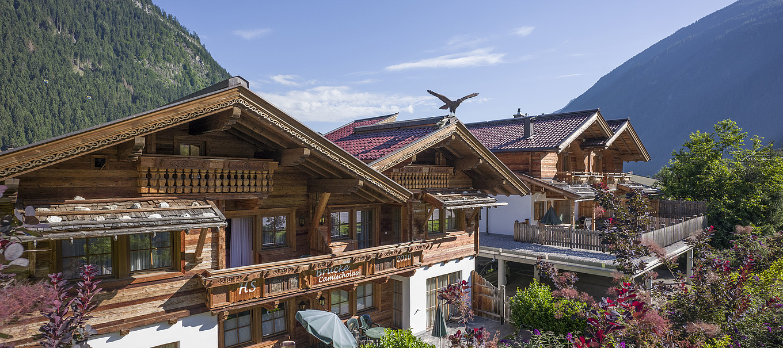 alpenchalet zillertal mayrhofen