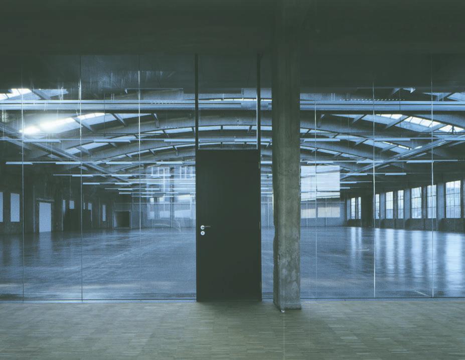 bogenhalle - amd architekten