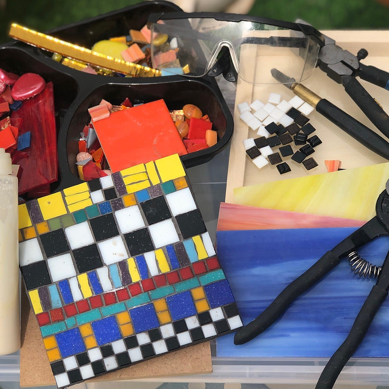 Mosaic Workshop KITS!