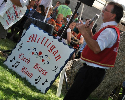Milligan Czech Brass Band