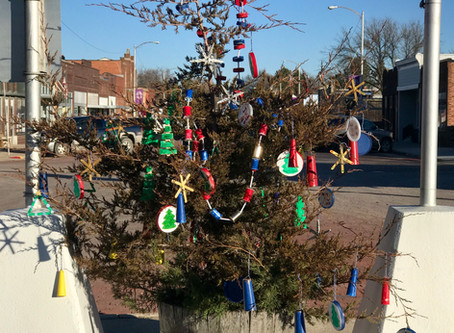 Story-time Christmas Tree