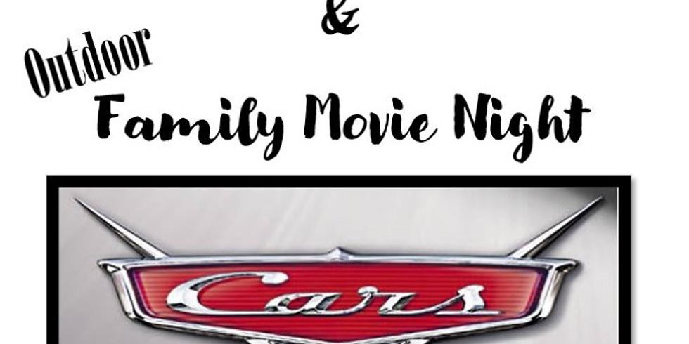 Cruise Night & Outdoor Movie