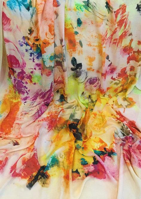 Парео на Цветя Laura Biagiotti