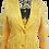 Thumbnail: Костюм в жълто от коприна