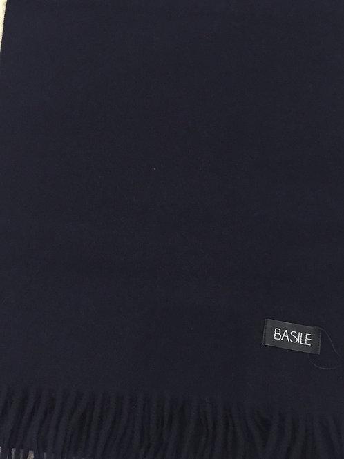 Черен Шал Кашмир класик  Basile