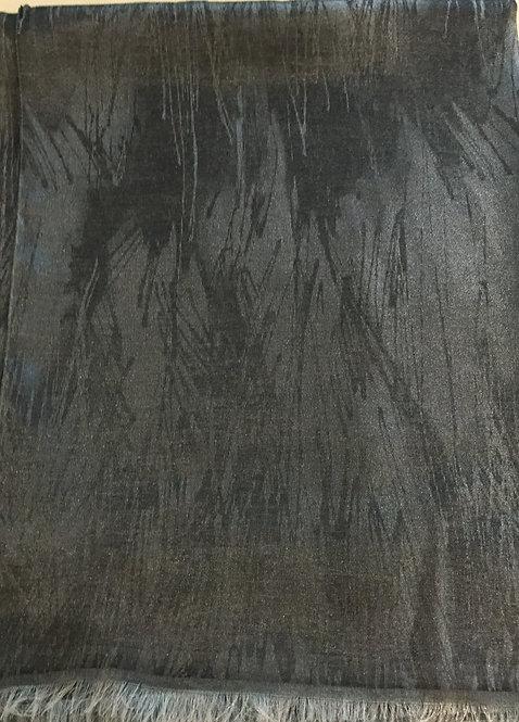 Тъмно сив Шал Модал Marina D'Este