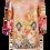 Thumbnail: Блуза от естествена коприна с дантела