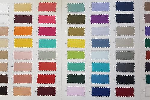 Каталог цветове -Коприна сатен /шифон