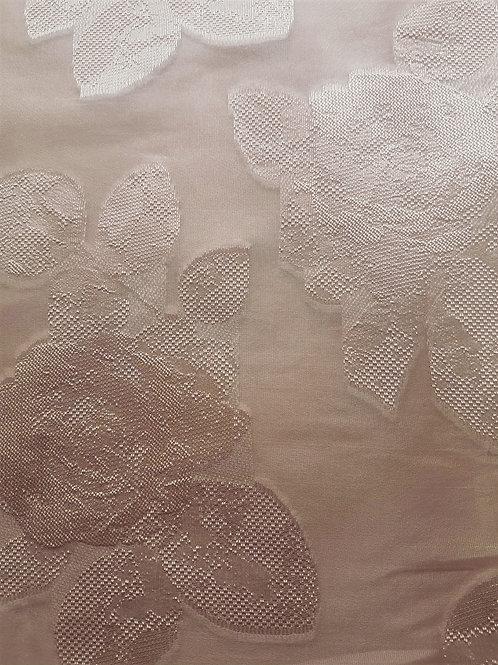 Органза цвят пепел от рози