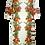 Thumbnail: Рокля от Вълнен жоржет в цвят шампанско