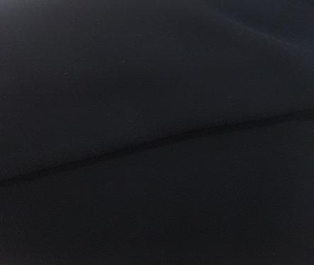 Черна плътна коприна Cady