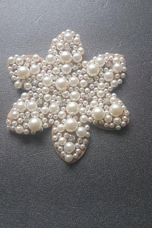 Апликация с перли