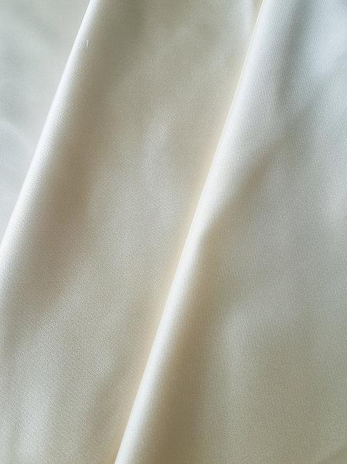 Сатенирана тафта цвят шампанско Valentino