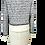 Thumbnail: Сако Букле  с ресни в екрю