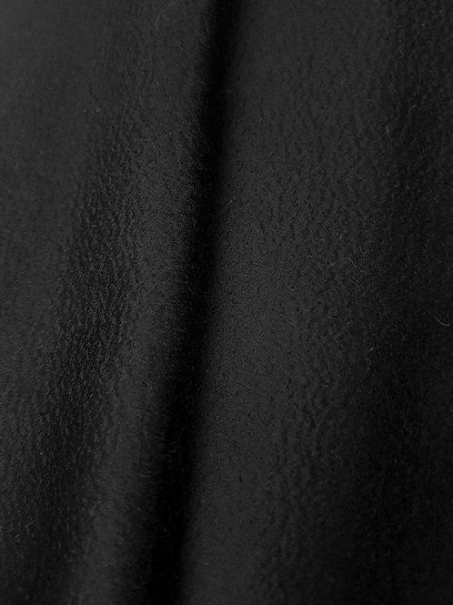 Черна Камилска Вълна за палто Max Mara