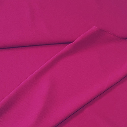 Вълнен плат в цвят фуксия