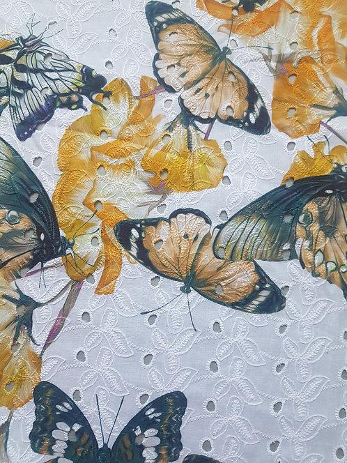 Памук на пеперуди  sangallo Dolce&Gabbana