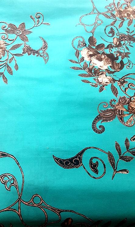 Сатениран памук  Dolce&Gabbana