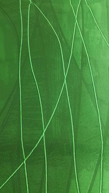 Ярко зелена тафта Armani
