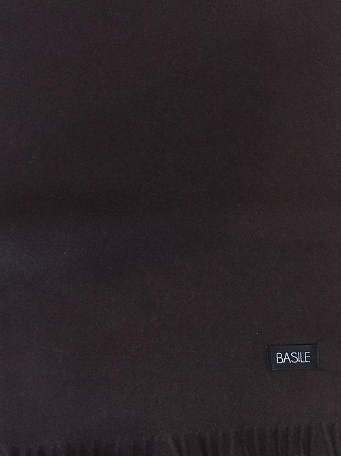 Кафяв Шал Кашмир класик  Basile