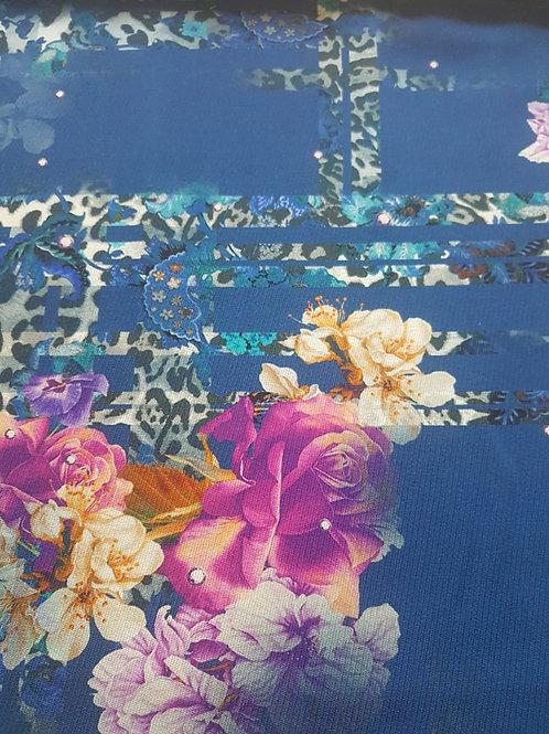 Вълна в синьо  Dolce&Gabbana