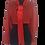 Thumbnail: Червено копринено Болеро Basile