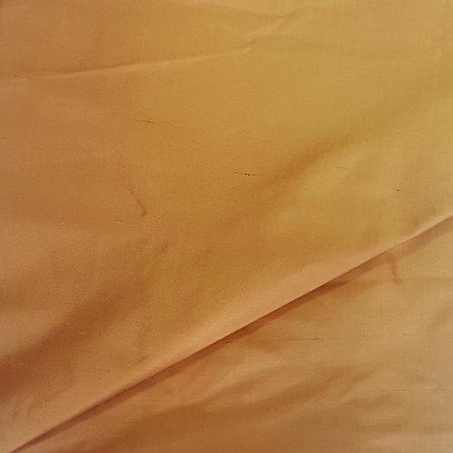 Тай коприна санжен светло оранжев меден цвят