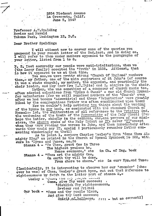 Ltr to A.W. Spalding (June 5, 1947)-1.jp
