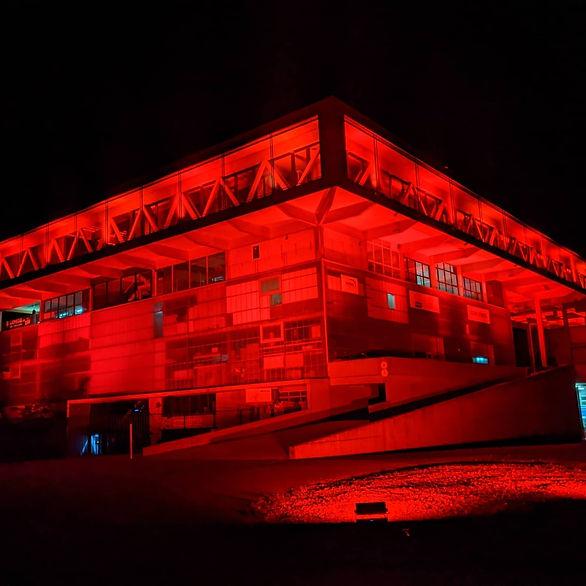 Fassadenbeleuchtung von James Solutions AG Frauenfeld