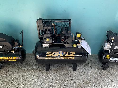 Compressor de ar de Pistão Bravo CSL 10 BR / 100 BIVOLT 110/220V - Schulz