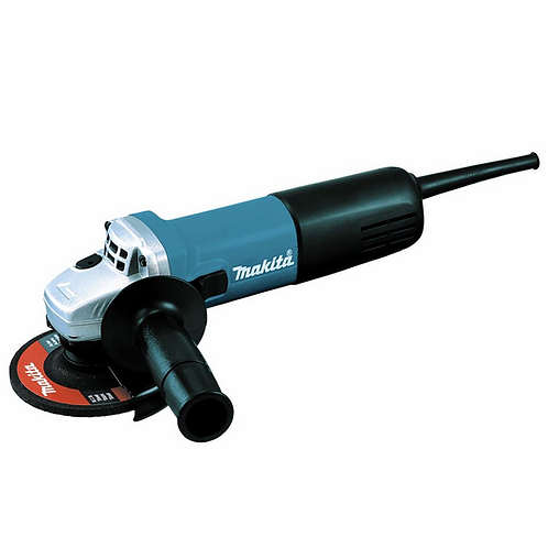 "Esmerilhadeira Angular 115mm 4.1/2"" 840W 9557HNG - MAKITA"
