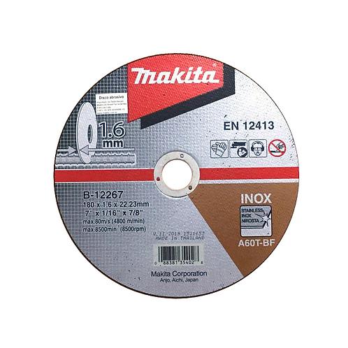 10 Discos Abrasivo 180mm B-12267 (10 Peças) - Makita