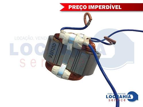 Estator Para Lixadeira 9924B | 9924DB | 9900B 220V 523125-8 - MAKITA