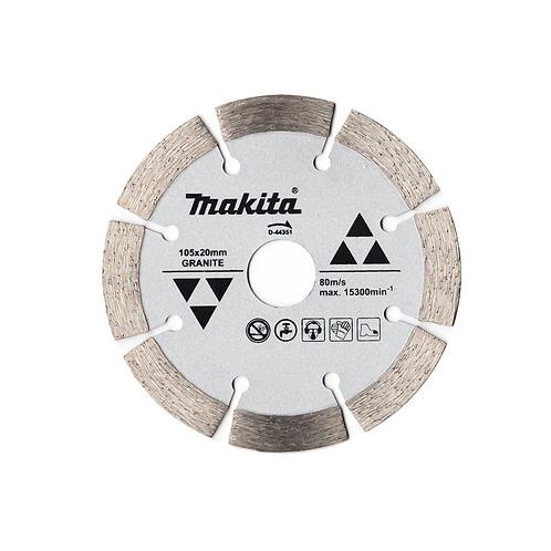Disco Rebolo Diamantado 105mm D-44351 - MAKITA