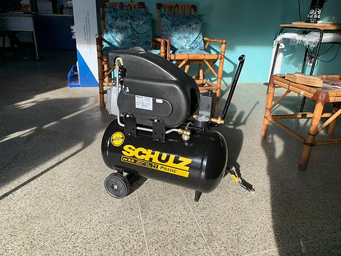 Compressor De Ar Pratic Air CSI 8,5/25L - Schulz