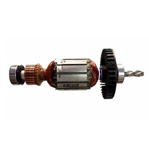 Induzido Rotor Para Furadeira De MT811 220V 619087-7 Makita