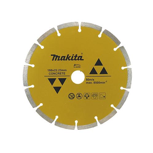 Disco Diamantado Segmentado 180mm D-44286 - MAKITA
