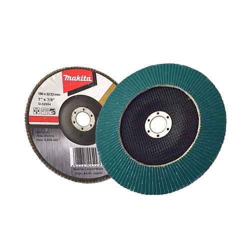 Disco Flap 180mm Grão 80 D-52984 - MAKITA