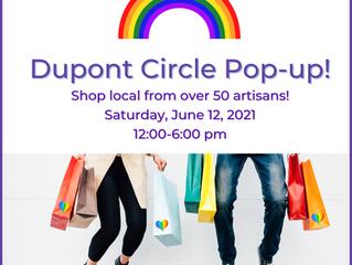 Pride Pop-up: June 12