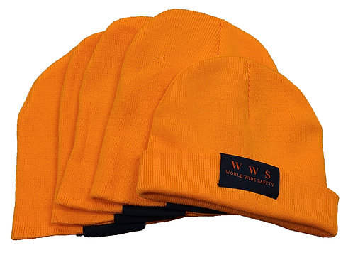 Safety Beanie (Knit)